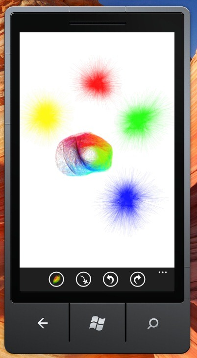 Xiaolin Wu Line Drawing Algorithm : Anti aliased lines and optimizing code for windows phone